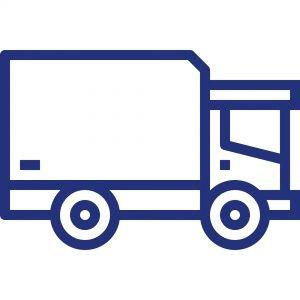 Heavy Haulage truck icon