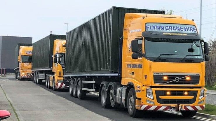 Heavy Haulage Transport Services