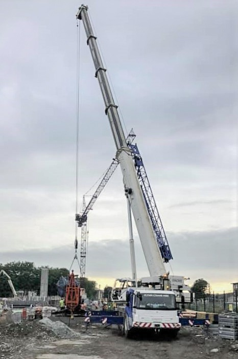 Plant and Equipment - Flynn Crane Hire