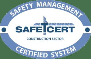 SafeTCert Logo Flynn Crane Hire